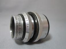 Cooke Taylor Hobson Kinic 1.5/25mm C-Mount Lens (No 312205) | BMPCC Lens