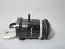 Super-16 Kern Macro Switar Preset H16 RX 1.6 /10mm C-Mount Lens (No 1140471) | BMPCC Lens | 16mm Movie Camera Lens