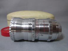 Super-16 Elgeet Navitar 1.5/50mm C-Mount Lens (No B1136) | BMPCC Lens