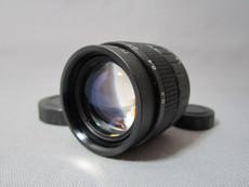 Super-16 Speed Lens 1.4/50mm C-Mount Zoom Lens | Movie Camera Lens | Fujinon