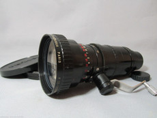Angenieux 2.2 / 12-120mm Zoom C-Mount Lens (No 1197179) | 16mm Movie Camera Lens