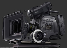Sony F65 Super-35 Cinema Movie Camera Package | 8K Sensor Capability | For Sale