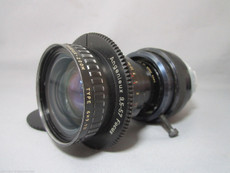 Angenieux 1.6-2.2/9.5-57mm PL-Mount Adapter on Arri-Mount Zoom Lens (No 1303916) | Movie Camera Lens