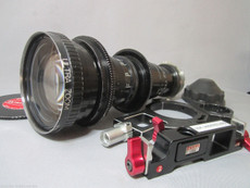 Angenieux Ultra-Zoom 3.5 / 25 - 500mm w/ Stainless Steel PL Mount Lens | 35mm Movie Camera