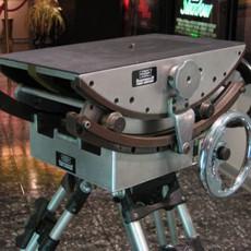 Worrall Geared 2-Speed Tripod Head from Shepperton Studios