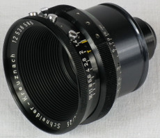NEW Super-16 Schneider Xenon 1.4 / 25mm Arriflex-Mount Lens (No 12538586) | BMPCC Lens