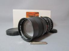 NEW Kowa Macro Zoom 1.8/12.5 - 75mm C-Mount Zoom Lens (No 886393) | TV Lens