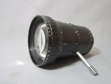 Super-16 Schneider Speed Variogon 1.8 / 18 - 90mm C-Mount Zoom Lens (No 12683849) | BMPCC Lens