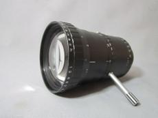 Super-16 Schneider Speed Variogon 1.8 / 18 - 90mm C-Mount Zoom Lens (No 12683849) | BMPCC Lens