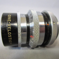 Wollensak Velostogmat 1.5/25mm (1-inch) C-Mount Lens (No 295757)