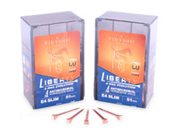 Liberty Cu copper plated horseshoe nails