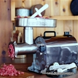 The Sausage Maker Electric Meat Grinder 750 Watts 1 HP 12