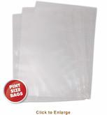 Food Saver Pint  6 x 10 Vacuum Bags (100 count)