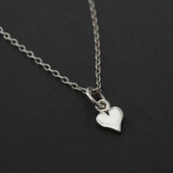 Add On Tiny Heart for Mother Daughter Necklace - Sterling Silver