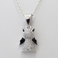 Devil Necklace - 925 Sterling Silver