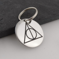 Harry Potter Dog Tag