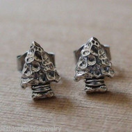 Arrowhead Earrings - 925 Sterling Silver