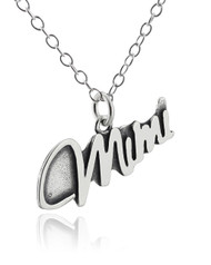 Mimi Necklace - 925 Sterling Silver
