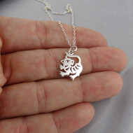 Year of the Tiger Necklace - 925 Sterling Silver