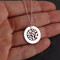 Tree of Life Necklace - 925 Sterling Silver