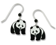 Sienna Sky WWF Panda Earrings