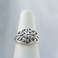 Sterling Silver Celtic Twist Ring