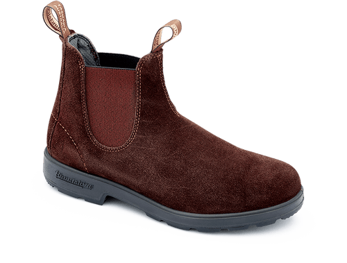 Blundstone 1458 Limited Edition Brown Suede Leather Boots