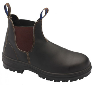 Blundstone 140 Steel Cap Safety Work Boots