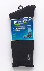 Blundstone All Rounder Socks Black 5 Pack