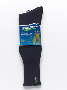 Blundstone Boot Beast Socks Navy 3 Pack