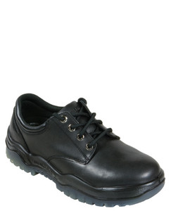 Mongrel Boots 910025 Black Derby Shoe Non Safety