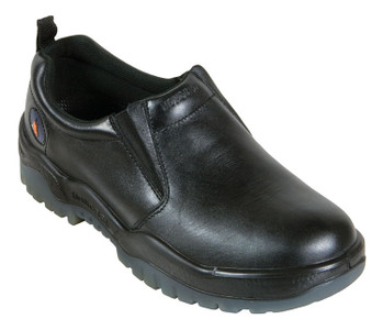 Mongrel Boots 915025 Black Derby Slip On Shoe Non Safety