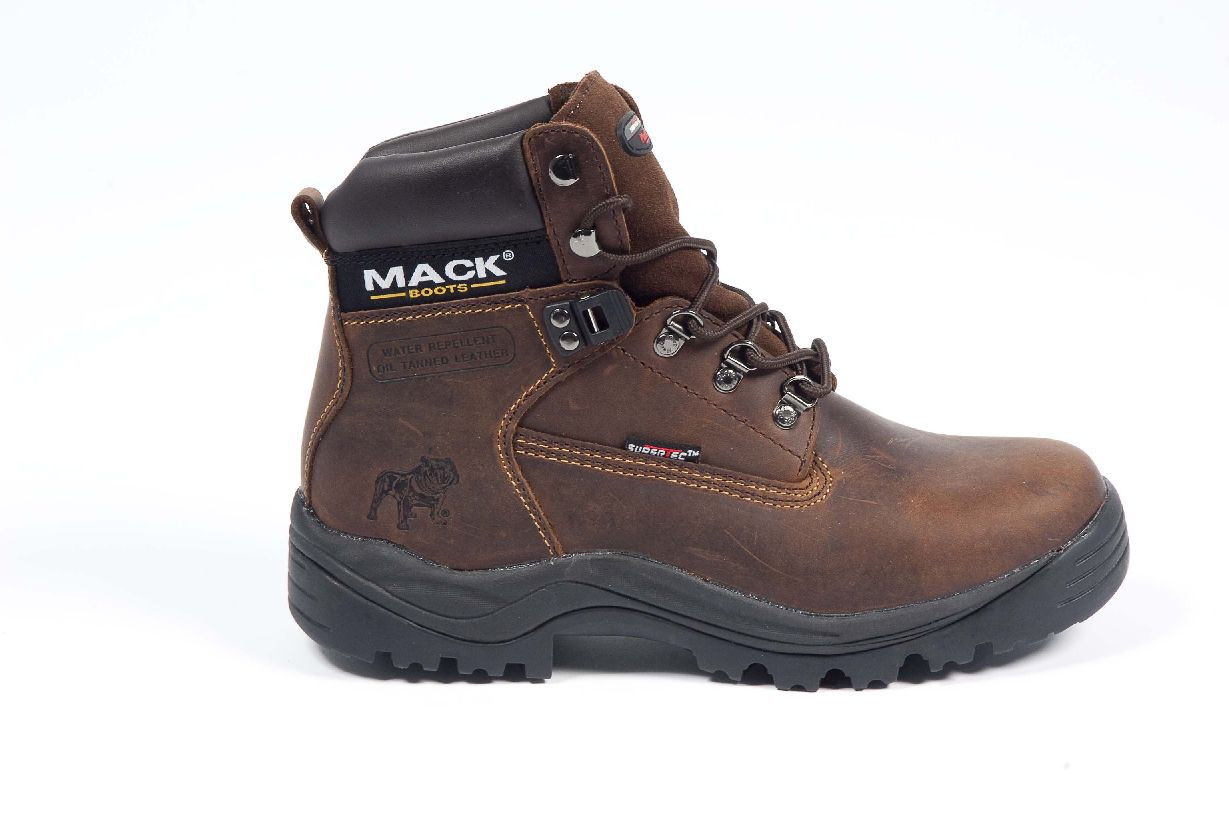 Mack Boots Ultra Brown Non Safety Boots
