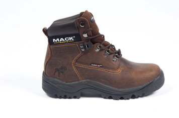 Mack Boots Ultra Non Safety Boots Brown