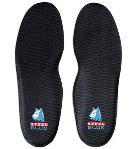 Steel Blue Ortho Rebound Footbed Insert