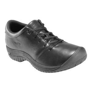 Keen Oxford Womens waterproof slip resistant lace up work shoes