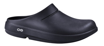 Oofos Oocloog Clogs Black