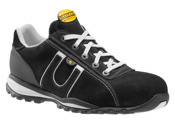 Diadora Utility Glove Safety Shoes with Aluminium Toe Cap Black Grey