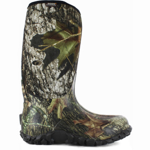 BOGS Classic High Insulated Waterproof Gumboots in Mossy Oak