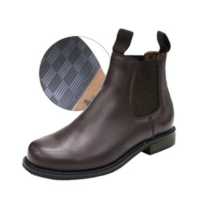 Thomas Cook Youth Dress Style Boots Clubber Brown Leather