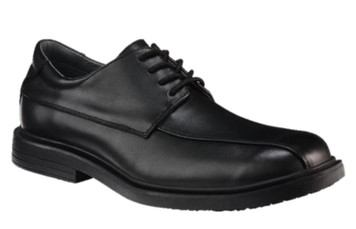 KingGee Parkes Steel Cap Lace Up Safety Work Shoes