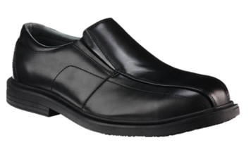 KingGee Collins Steel Cap Slip On Safety Work Shoes