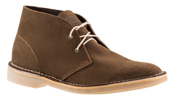 Rossi Sahara Desert Boots 4011 in Brown Leather