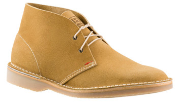 Rossi Sahara Desert Boots 4015 in Wheat Leather