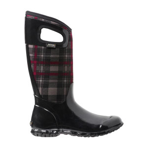 Bogs Nth Hampton Plaid Black Multi