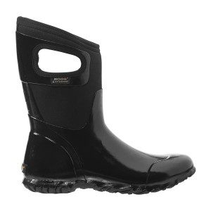 Bogs Nth Hampton Mid Height Insulated Gumboots with handles