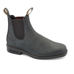 Blundstone 1308 Rustic Black Dress Boots