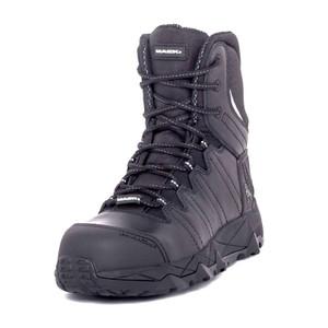 Mack Boots Terrapro Composite Toe Lace Up Work Boots Black