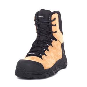 Mack Boots Terrapro Composite Toe Lace Up Work Boots Honey