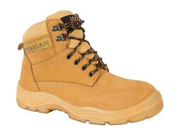 Cougar B211 W Work Boots (Steel Cap)